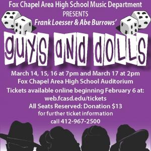 Guys and Dolls 3-16-13