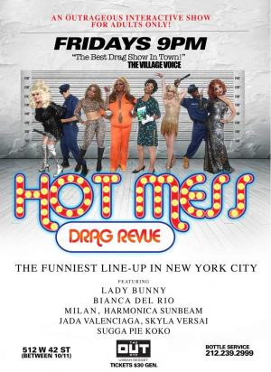Hot Mess Drag Revue