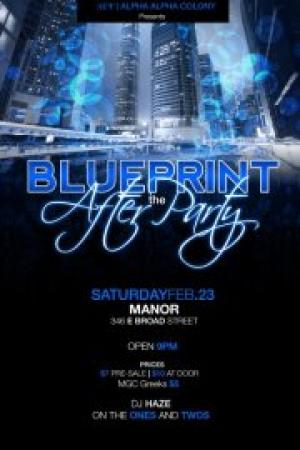 Blueprint After Party