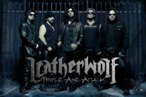 LEATHERWOLF w/ Ghost Of War