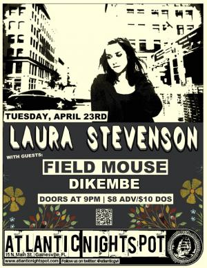 Laura Stevenson, Field Mouse