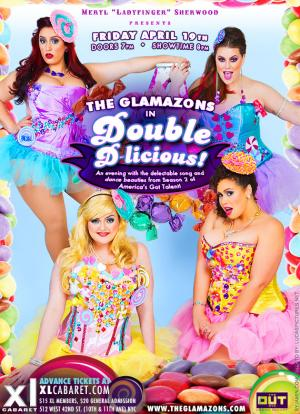 The Glamazons in Double D-Licious