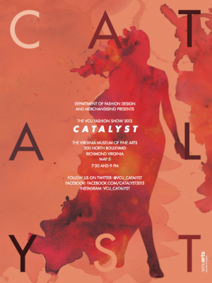 VCU Fashion Show - Catalyst
