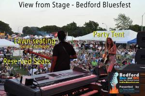 Bedford Blues and BBQ Festival
