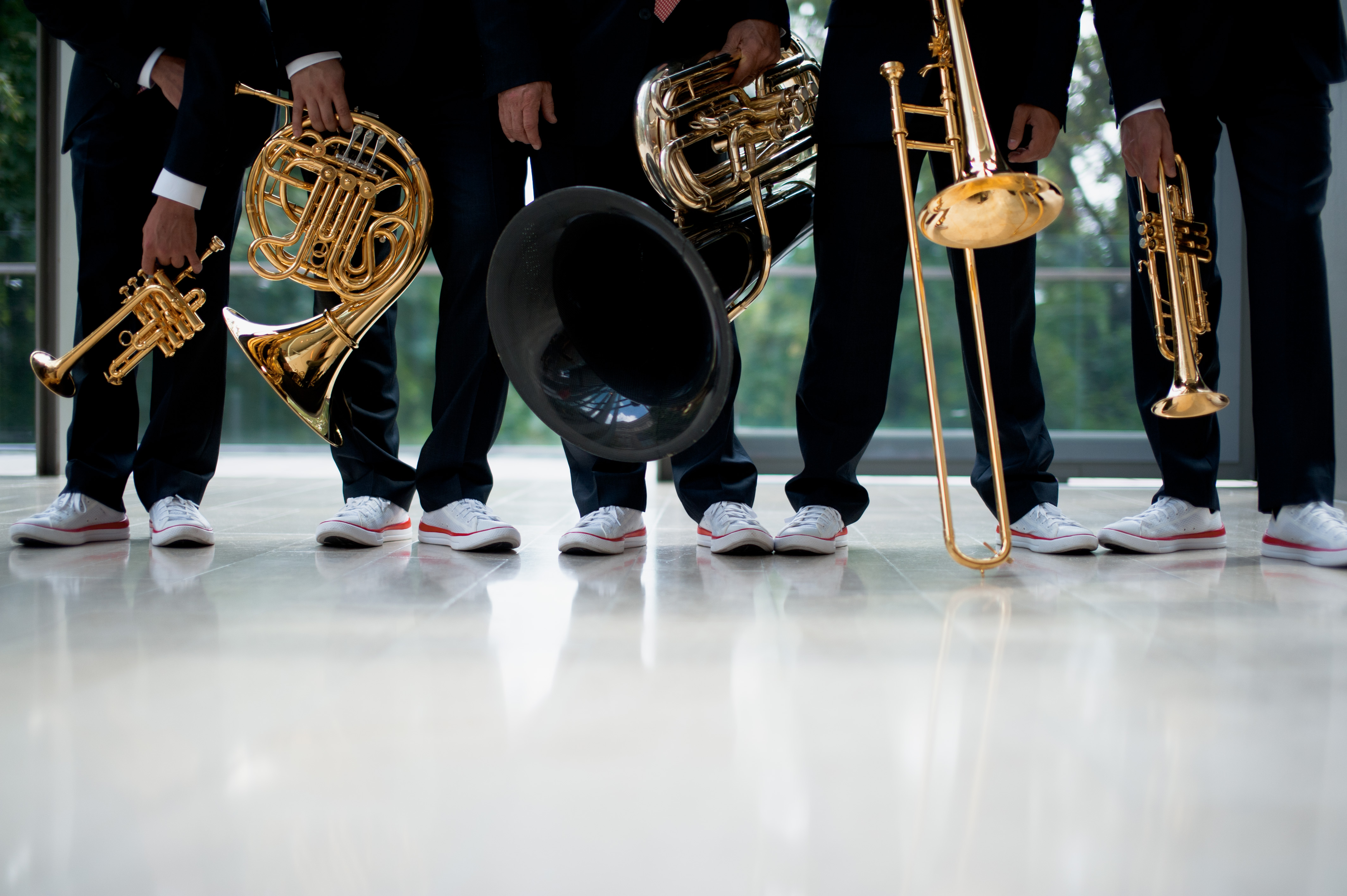 Tickets for Canadian Brass in Des Moines from MIDWESTIX