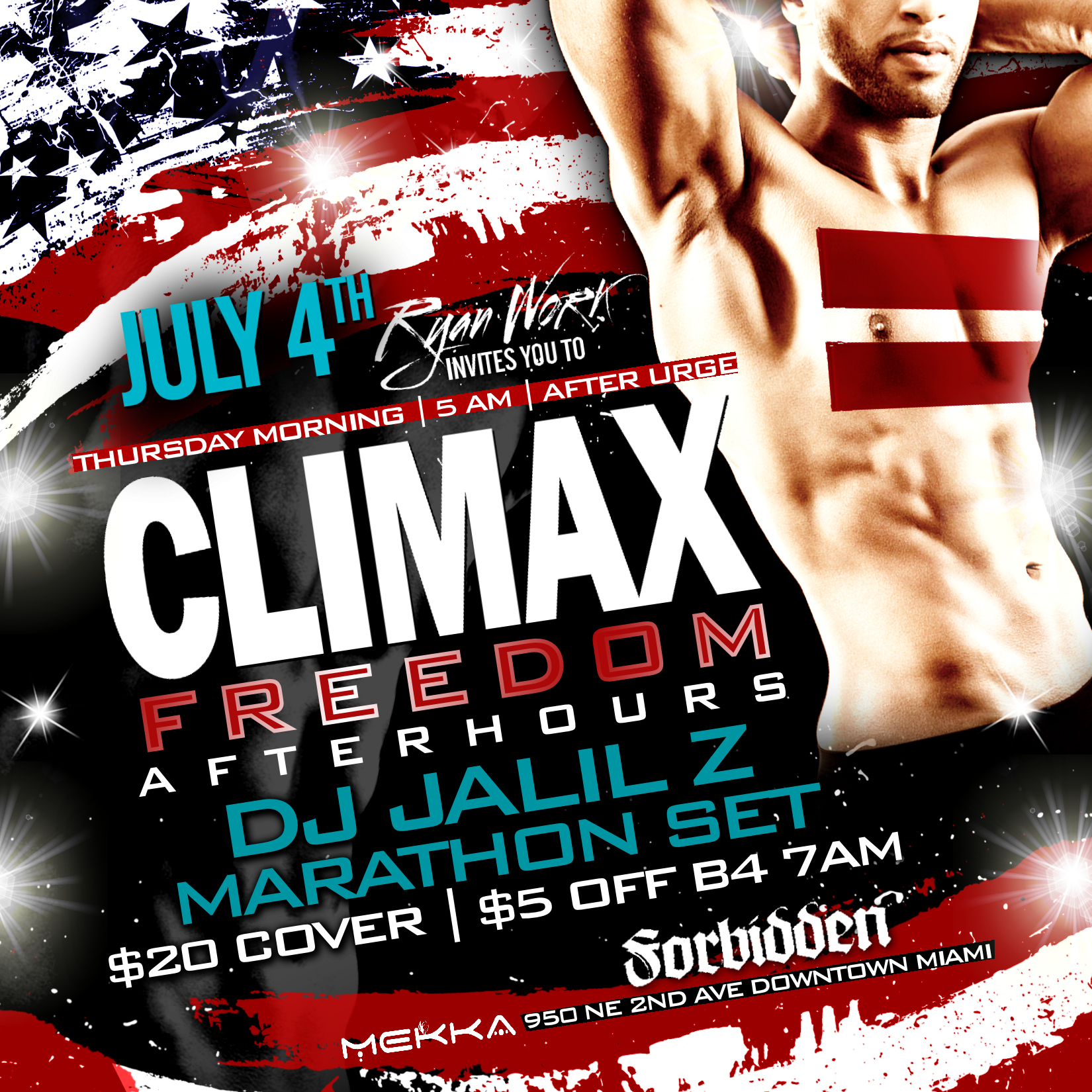 dj climax set it off