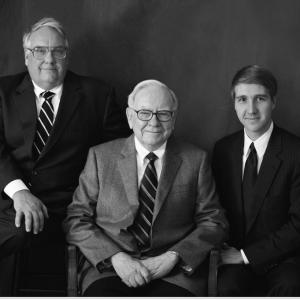 WARREN BUFFETT | HOWARD G. BUFFETT | HOWARD W. BUFFETT