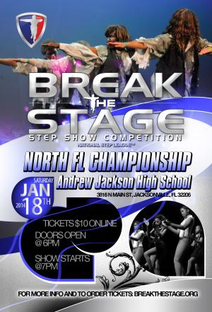Break the Stage North Florida Championship