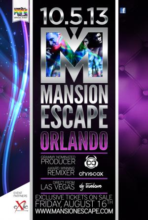 VIP Combo Pride + Mansion Escape