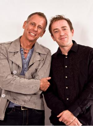 Joe Locke and Geoffrey Keezer