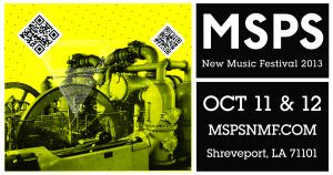 MSPS New Music Festival 2013