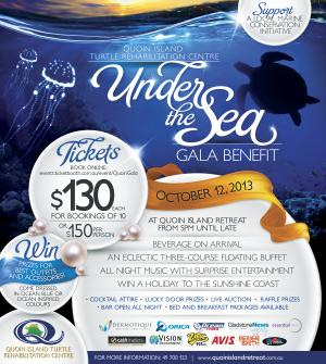 QITRC Under The Sea Gala Benefit