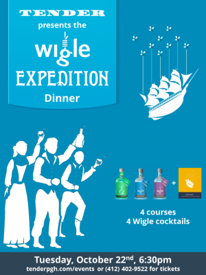 The Wigle Expedition Dinner