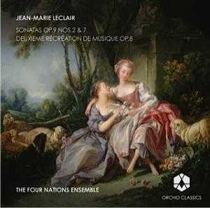 Roots of Rameau and Leclair: Countryside