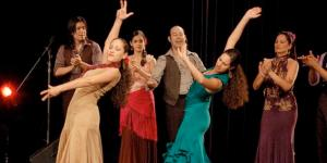 Sobre las Olas:  the Story of Flamenco in the US