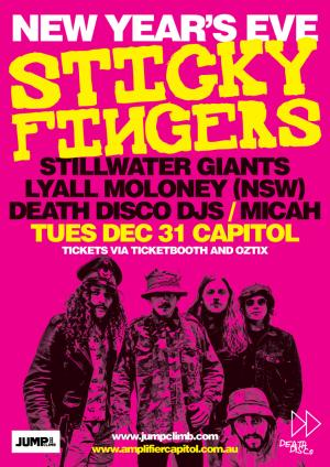 Sticky Fingers NYE