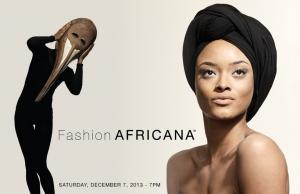 12th Annual Fashion Africana
