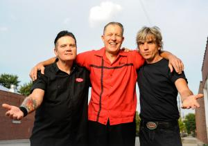 The Reverend Horton Heat w/The Levee Drivers
