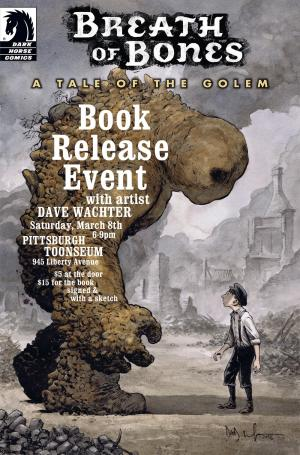 Book Relase Breath of Bones The Tale of the Golem