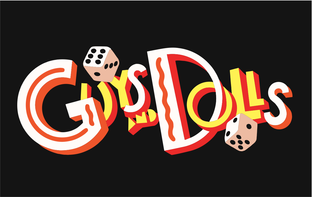 tickets for guys and dolls in central village from showclix presents clip art borders present clip art black and white