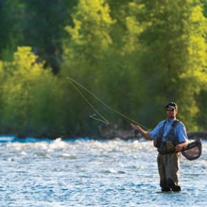 Casts & Cabs  Fly fishing with a Winemaker