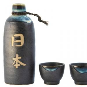 Sake is Hot (just don't drink it that way)