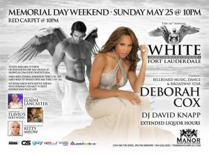 16th Annual White Fort Lauderdale
