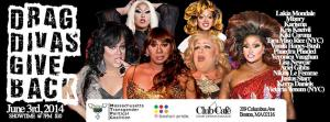 Drag Divas Give Back: A benefit for MTPC