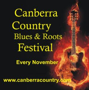 Canberra Country Blues & Roots Festival 2014