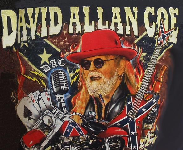 David allan coe tour dates in Brisbane