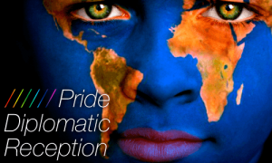 Pride Diplomatic Reception
