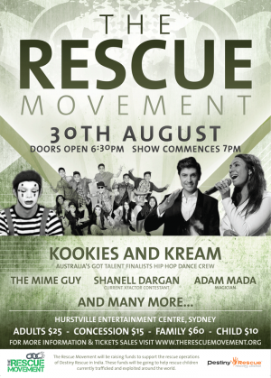The Rescue Movement - SYDNEY