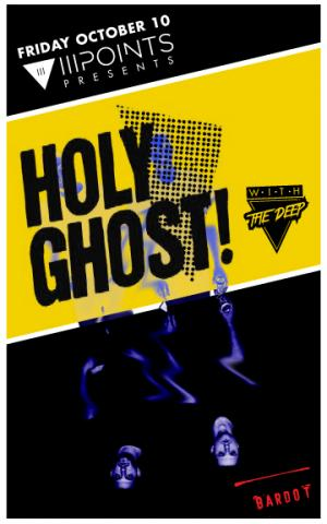 Holy Ghost! DJ Set | 10.10
