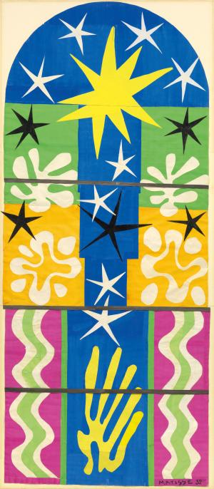 Evening Tours of Henri Matisse: The Cut-Outs