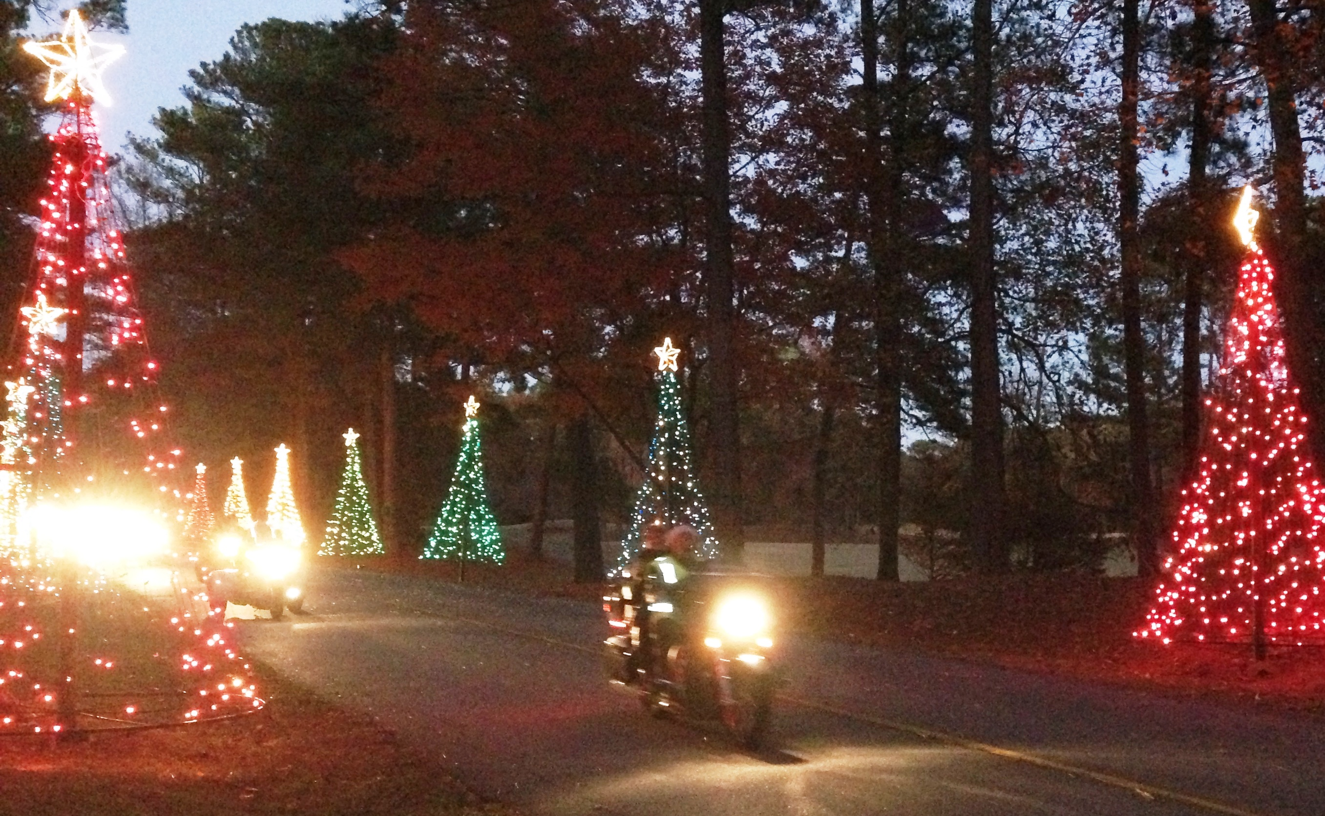 Callaway Gardens Christmas.Tickets For Motorcycle Night At Callaway Gardens In Pine