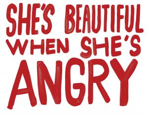 She's Beautiful When She's Angry event
