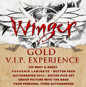 Tickets for winger vip la hacienda event center midland tx in the vip gold pass does not include a ticket to the show you will need to purchase a general admission ticket from the venue to participage in the meet and m4hsunfo