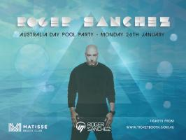 Tickets For Matisse Australia Day Pool Party Ft Roger Sanchez In Perth From  Ticketbooth