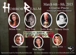 Horror Realm 2015 Spring Break Massacre