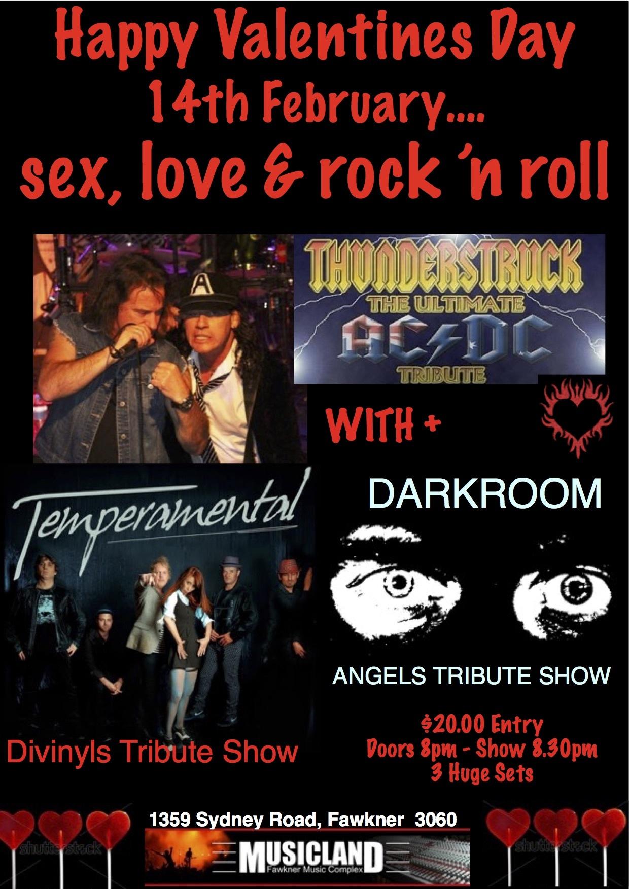 Sex Love Rock N Roll 118