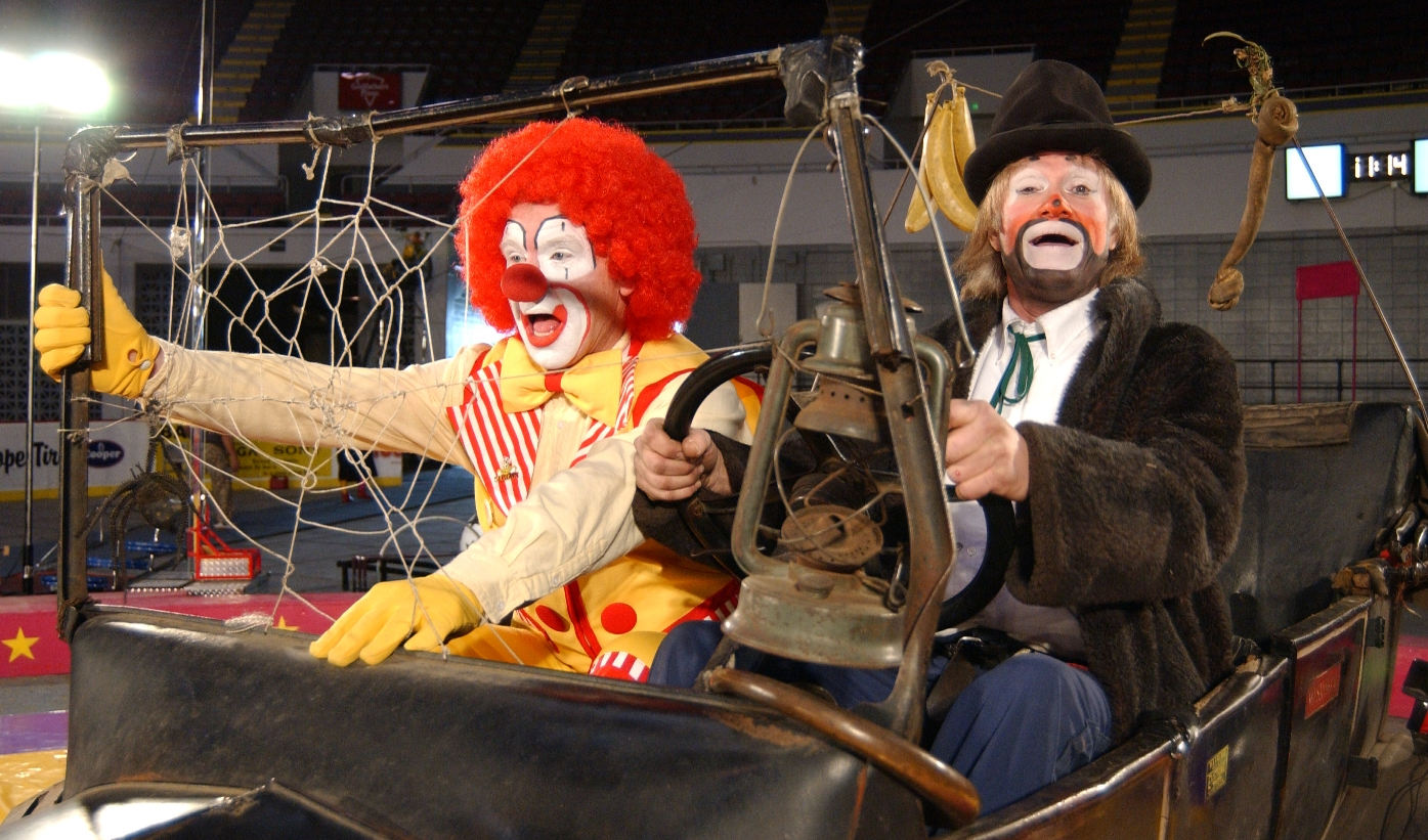 Tickets For Garden Bros Circus 7 30 Raleigh In Raleigh From Showclix