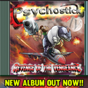 Psychostick W/Downtown Brown and BKB