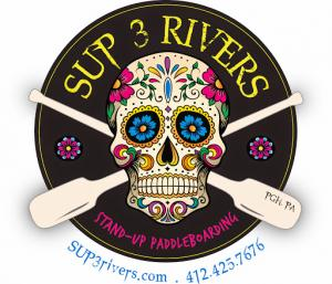 SUP3Rivers SouthSide OutSide Paddle & Music FEST