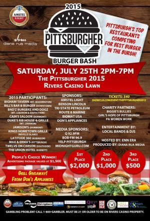 The Pittsburgher 2015