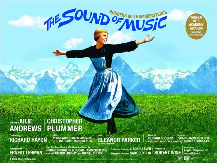 Image result for movie the sound of music