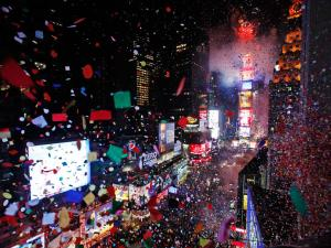 Applebee's NYE 2020 Extravaganza BROADWAY @50th