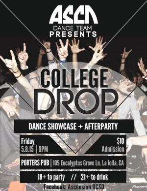 ASCN Presents: College Drop