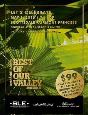 BEST OF OUR VALLEY BASH