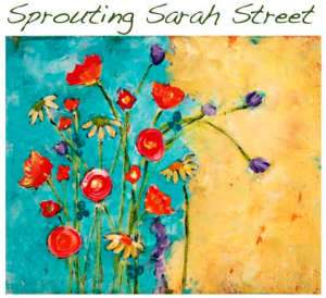 Sprouting Sarah Street: Sunday, June 7 from 2-5pm