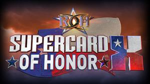 Supercard of Honor X  TV Taping - Dallas, TX